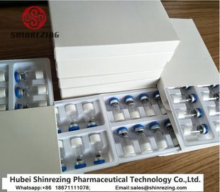 China Acetyl Decapeptide -3 Cosmetic Peptides Cas 935288-50-9 Decapeptide -4 supplier