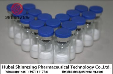 China Raw Pharmaceutical Grade Peptides Ghrp 2 Acetate Somatropin Powder CAS 158861-67-7 supplier
